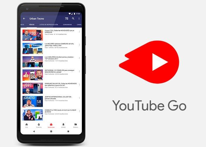 Youtube Go-Google