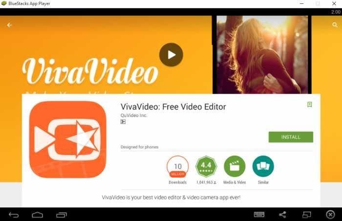 apps de video para tu smartphone-VivaVideo