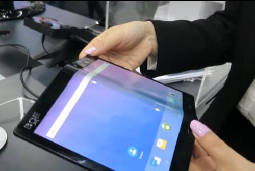 Samsung estaría experimentando con móviles de Plegables múltiples