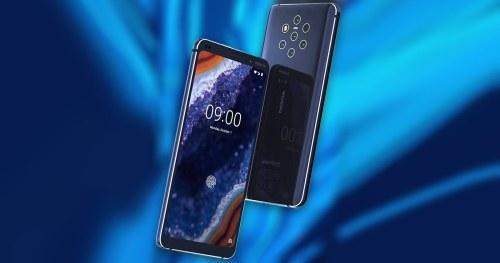 Nokia Pure View podría presentarse para finales de enero