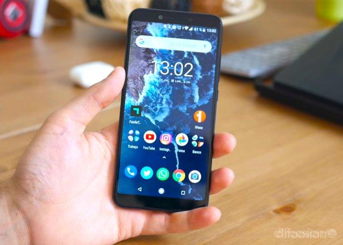 Xiaomi Mi A2 con Android 10