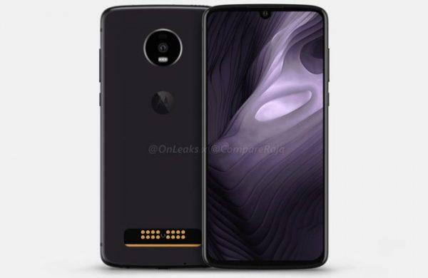 Motorola Moto Z4 Play precio