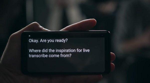 Apps de Google para personas con problemas auditivos Live Transcribe Sound Amplifier