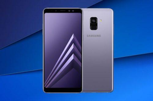 Samsung Galaxy A8+ se actualiza con el parche de seguridad 2019-02