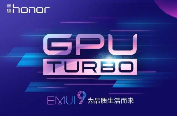 GPU Turbo 3.0 EMUI 9.1 juegos compatibles
