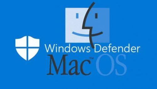 Microsoft Windows Defender: el antivirus llega a los dispositivos Mac