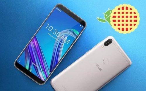 Asus ZenFone Max y Max Pro comienzan a recibir Android Pie
