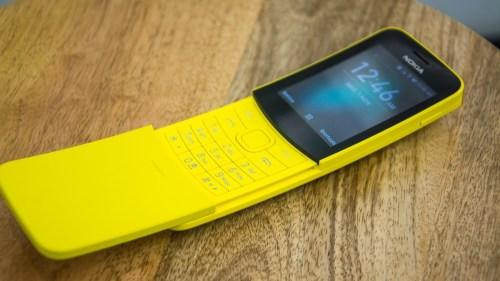 Nokia 8110-Utilidad