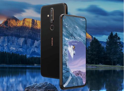 Nokia X71 es presentado oficialmente, aquí sus características