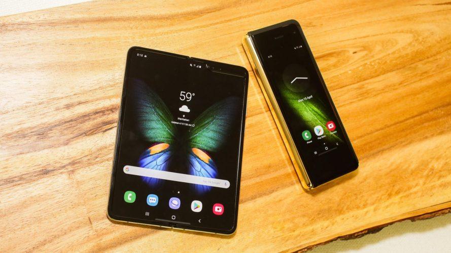 Samsung Galaxy Fold-Futuro