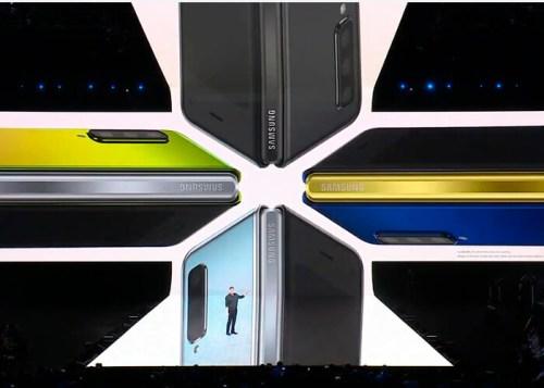 El Samsung Galaxy Fold está obteniendo gran éxito en ventas