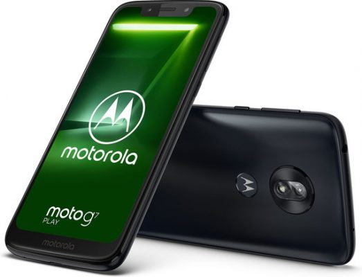Motorola Moto G7 Play disponible en España