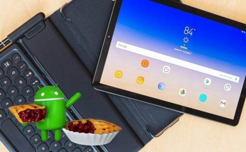 Samsung Galaxy Tab S4 LTE se actualiza con Android 9 Pie