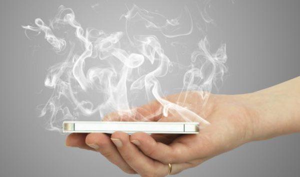 Cuidar la batería de nuestro teléfono evitar altas temperatura