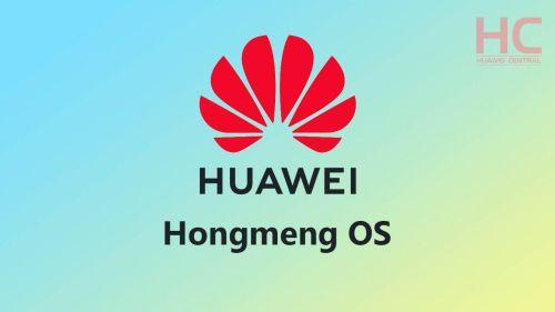 Huawei Hongmeng OS