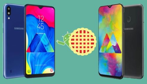 Samsung Galaxy M10 y M20 comienzan a obtener su porción de Pie