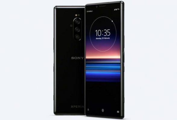 Sony Xperia 1 Especificaciones y precio