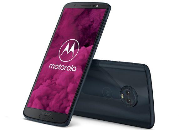 Teléfonos Motorola en oferta Moto G6