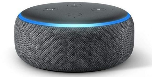 Dispositivos Amazon en oferta Echo Dot 3era generación