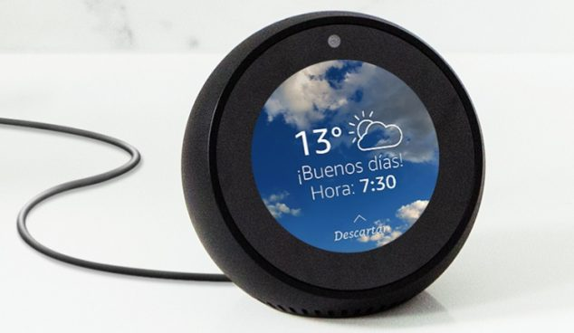 Dispositivos Amazon en oferta Echo Spot