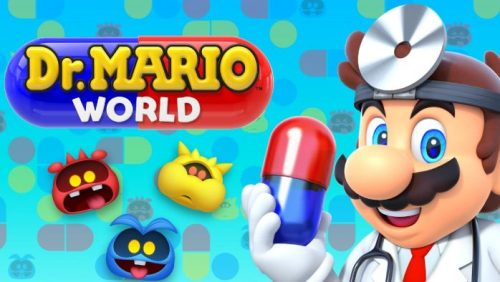 Dr. Mario World estará disponible en julio para Android y iOS