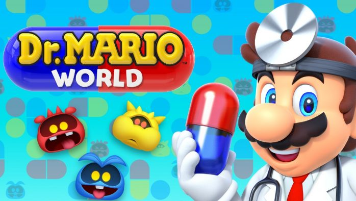 Dr. Mario World disponible Android iOS