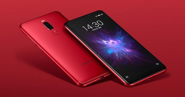 Flyme 7.3 Meizu novedades teléfonos Note 8