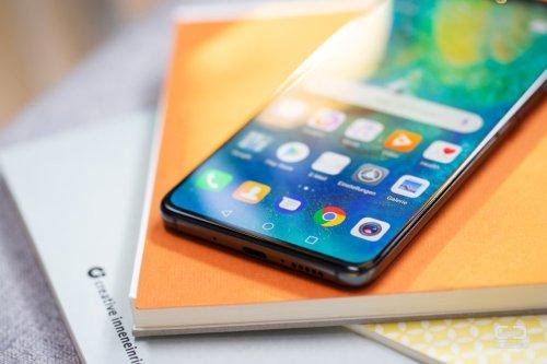 Nuevo Render de Huawei Mate 30 Pro, sí que nos ha sorprendido