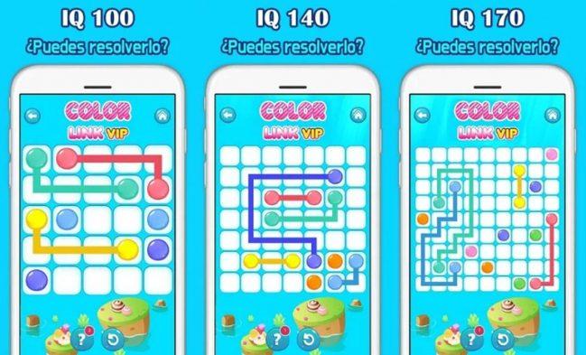 Juegos Android gratis Color Link Deluxe VIP