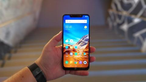 PocoPhone F1 también tendrá su dosis de Android Q