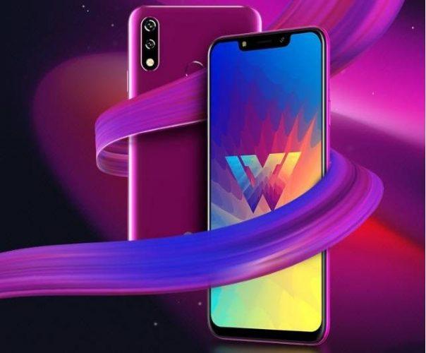 Serie LG W características LG W10