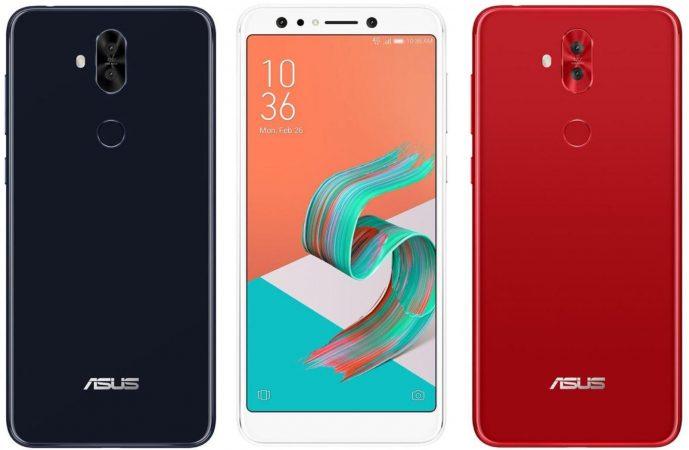 Asus ZenFone 5Q 5 Lite 5 Selfie Pro Android Pie