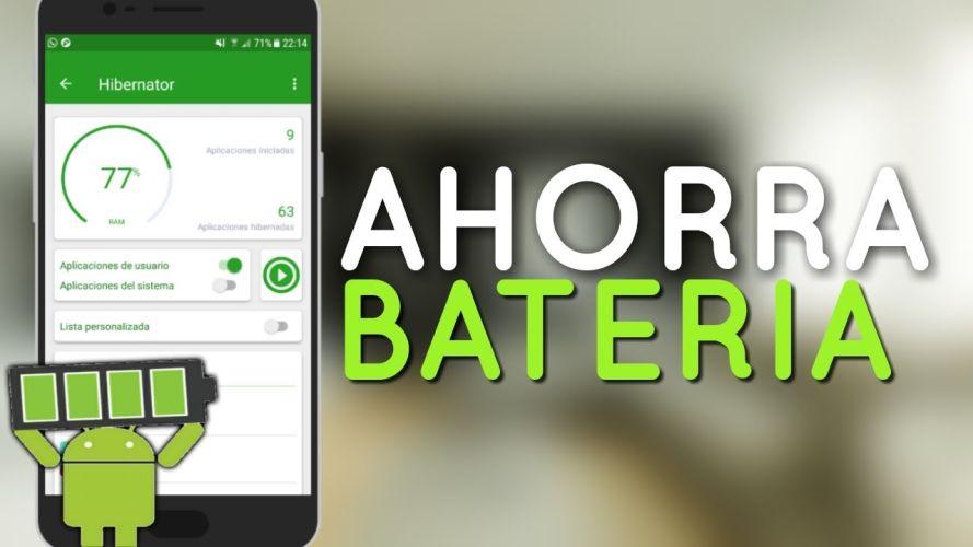 cómo ahorrar batería en terminales Honor