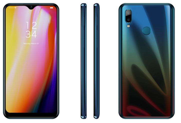 HTC Wildfire X 2019 características