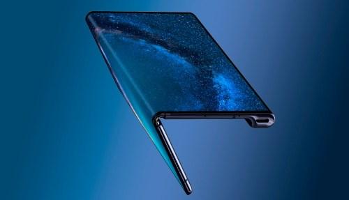 Huawei Mate X no estaría en condiciones para su lanzamiento oficial