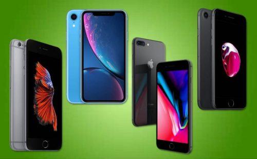 Móviles iPhone en ofertas: ahorros de hasta 177 euros