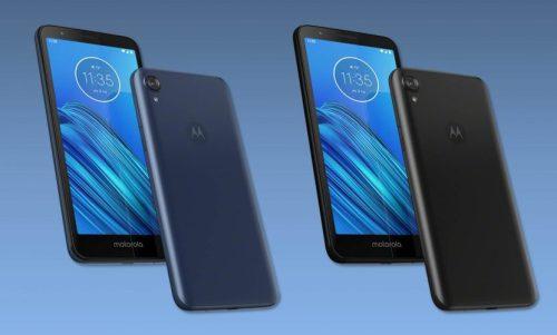 Motorola Moto E6 ya es oficial: características completas y precio de salida