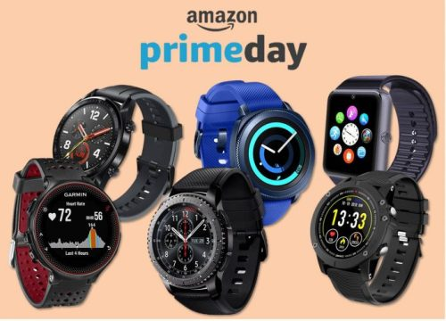Ofertas en smartwatches: hasta 235€ menos en el Amazon Prime Day