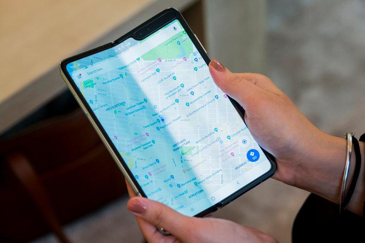 Samsung Galaxy Fold tercera semana de septiembre