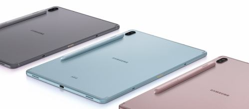 Samsung Galaxy Tab S6 es oficial: ¿digno rival de Apple?