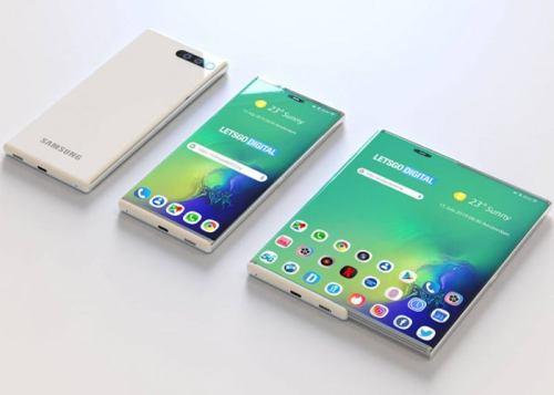 Una innovadora apuesta de Samsung para los móviles plegables se filtra