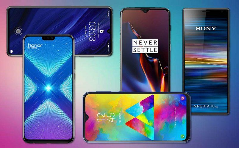 Teléfonos Android en ofertas características precios