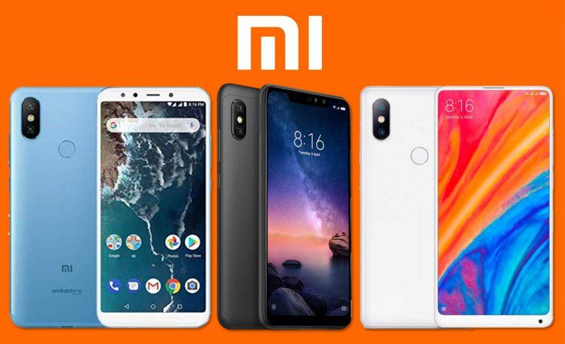 Móviles de Xiaomi en ofertas Amazon