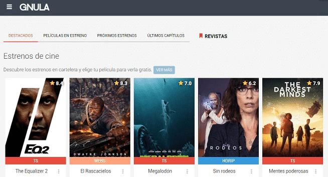 Mejores páginas para descargar series gratis-Gnula