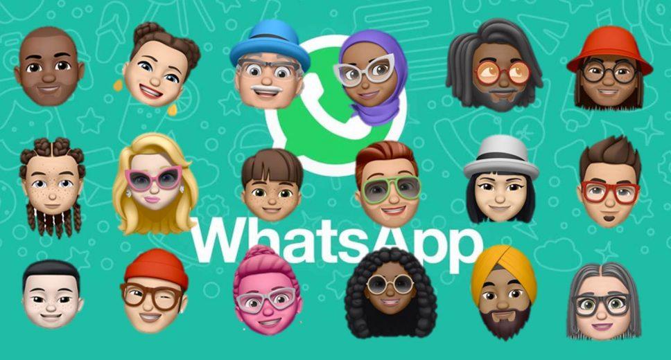 Memojis en WhatsApp Beta para iOS