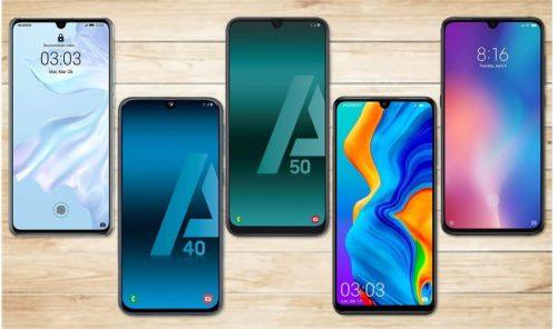 Teléfonos Android en oferta: ahorros de hasta 210 euros