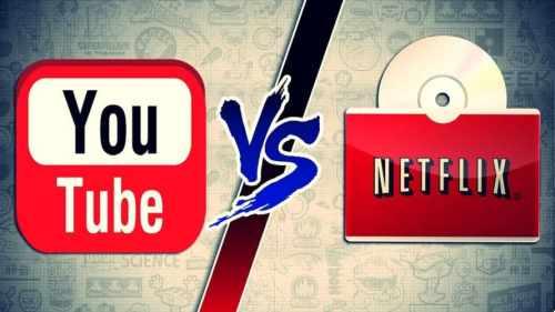 Ventajas de Netflix frente a la competencia