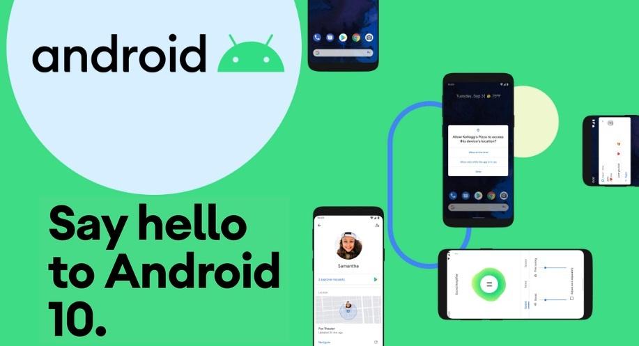 Android 10 características y novedades