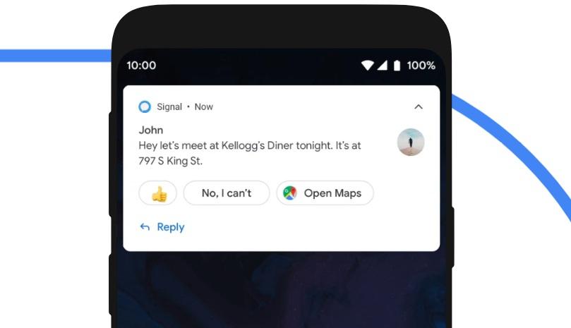 Android 10 oficial características