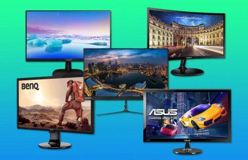 Mejores monitores para PC con ofertas por debajo de los 200 euros